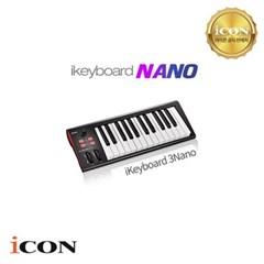 [ICON] 아이콘키보드 IKEYBOARD 3 NANO ICON 마스터키보_(2234525)