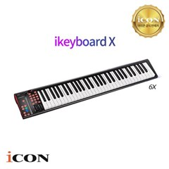 [ICON] 아이콘키보드 IKEYBOARD 6X ICON 마스터키보드 (_(2234518)