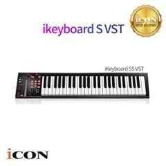 [ICON] 아이콘키보드 IKEYBOARD 5S VST (PRODRIVE) 마스터키보드/49