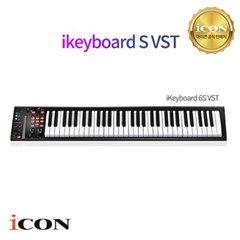 [ICON] 아이콘키보드 IKEYBOARD 6S VST (PRODRIVE) 마스터키보드/61