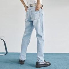 ice washing denim pants - men_(1175365)