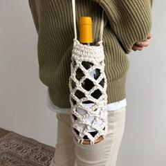 [텐텐클래스] (송파) 갬성 충만 와인커버 내가 뜨기