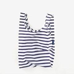 [바쿠백] 소형 베이비 에코백 장바구니 Sailor Stripe_(1564912)