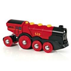 브리오 전동 기관차-레드-33592