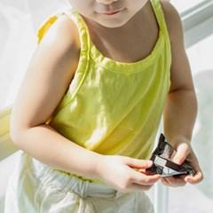 소프트한 아동 나시티셔츠