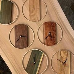 [텐텐클래스] (도봉구) 나무를 만지는 시간, 벽시계 만들기