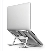 EZ-NFS6 알루미늄 노트북 스탠드 사이즈 300x230x4mm