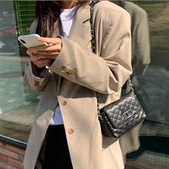 Chain cross mini bag_S (size : one)_(1232281)