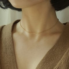 Tweed Necklace