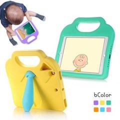 [Ozem] 아이패드프로9.7 어린이안전 파스텔톤 넥타이 에바폼케이스