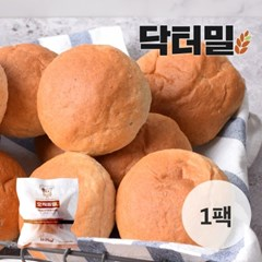 [닥터밀] 오직통밀 모닝빵 1팩_(776853)