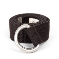 SV D-RING BELT (dark brown)