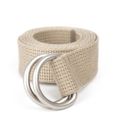 SV D-RING BELT (beige)
