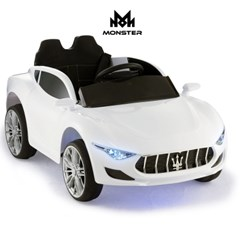 마세라티 유아 전동 자동차 아기 자동차 어린이자동차