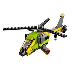 [레고 크리에이터] 31092 헬리콥터 모험