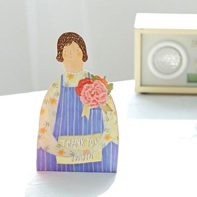 디원 엄마 입체카드 (YC02)