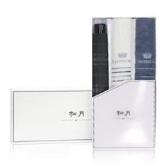 [송월]SW 3단 모던체크 1개 + CM 라인보더40 2장세트