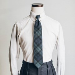 CT BLACK WATCH TIE (green)