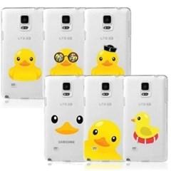 갤럭시 그랜드맥스 러버덕 투명젤리 핸드폰케이스 휴대폰 SM-G720