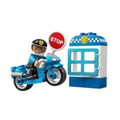 [레고 듀플로] 10900 경찰 바이크