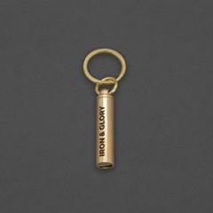 [럭키스] 황동 휘슬 열쇠고리 자동차 키링 키홀더_(1575122)