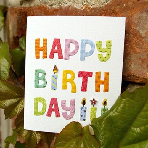 Happy Birthday 미니카드 (010-sg-0036)