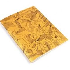 Ticket Journal -Stardream-(gold)