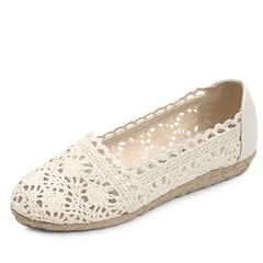 kami et muse Comfort outsole lace flat_KM19s081