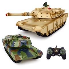 1:14 M1A1 에이브람스 탱크 R/C