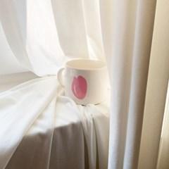 spring mug _ pink tulip
