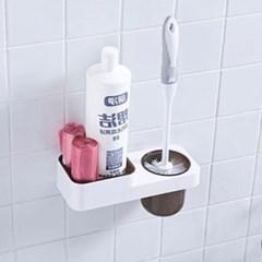 기본형 욕실 청소보관함1개(랜덤)