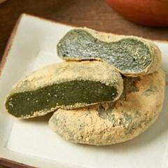 [행복담은식탁] 고소한 콩고물 무앙금콩고물쑥찰떡 1.8kg (60gx30알)