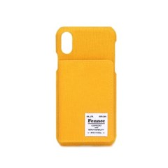 FENNEC C&S iPHONE X/XS POCKET CASE - YELLOW