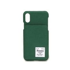 FENNEC C&S iPHONE X/XS POCKET CASE - GREEN