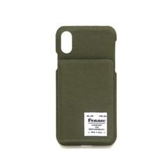 FENNEC C&S iPHONE X/XS POCKET CASE - KHAKI