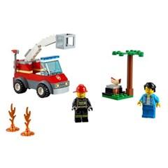 [레고 시티] 60212 바비큐장의 화재