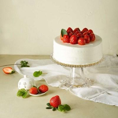 피나포레 딸기쇼트 케이크 만들기 DIY 홈베이킹 쿠킹박스