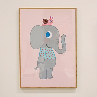 굴리굴리 / LOVELY ELEPHANT