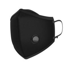 에이퓨리 a pury 필터교체형 마스크 베이직 블랙 KN95