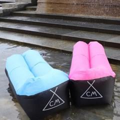 코드리빙 에어베드 에어소파 캠핑매트 2 Color