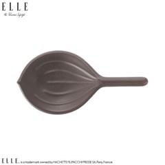 엘르 elle 라플레르 도자기 그릇 식기 수저받침