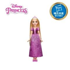 디즈니프린세스 패션돌 반짝이 드레스 - 라푼젤_(1394052)