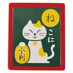 [일본] 고양이 금화 카드 자석 클립(260367 )