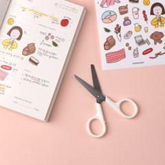 소녀의 하루 - 컷팅스티커