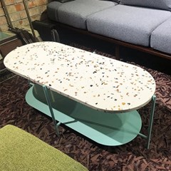 테라조 소파 테이블