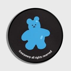 [어프어프] 스마트톡 Color bear-black