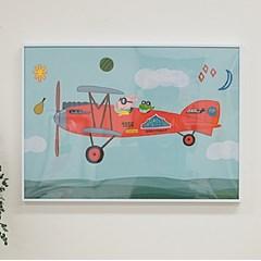 굴리굴리포스터 / Flight (011)