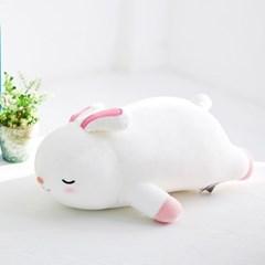 모찌모찌 꿀잠쿠션 Ver.2 토끼 동물인형 30CM_(1180807)