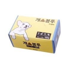 코멕스 강아지 배변봉투 애견 풉백 100매입_(1462771)