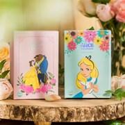 [디즈니]프린세스 티 2종 세트 (2BOX)(앨리스,미녀와야수)